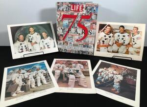 Men of Apollo Pictures Set No. 2 and Time Life Book