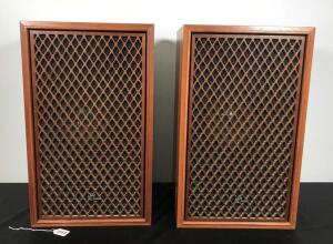 Sansui SP-70 Speakers