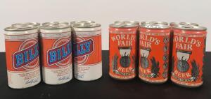 Billy and Worlds Fair Beer