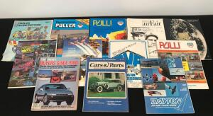 Vintage Programs and Magazines
