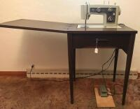 Sears Kenmore Sewing Machine with Stand