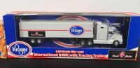 Lot of 2 Die Cast Collectible Semi's - 3