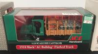 Lot of 3 Die Cast Collectible Banks - 3