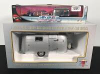 Lot of 2 Die Cast Collectible Airstreams