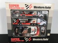 Western Auto 1992 Collectors Set & CD NASCAR Race Game - 3