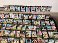 Lot of 1971 Topps Baseball cards - 3