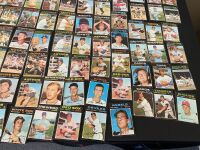 Lot of 1971 Topps Baseball cards - 4
