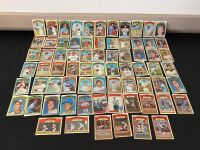 Lot of 1972 Topps Baseball Cards