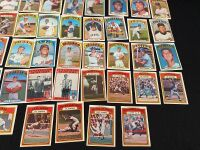 Lot of 1972 Topps Baseball Cards - 4