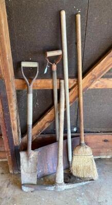 Various Yard Tools