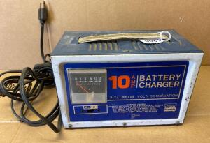 Ward 10 Amp Battery Charger