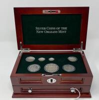 Silver Coins of the New Orleans Mint Collection by PCS Stamps & Coins