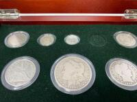 Silver Coins of the New Orleans Mint Collection by PCS Stamps & Coins - 4