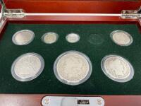 Silver Coins of the New Orleans Mint Collection by PCS Stamps & Coins - 5