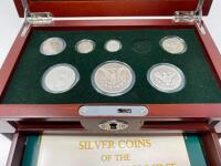 Silver Coins of the New Orleans Mint Collection by PCS Stamps & Coins - 6