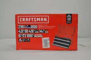 Craftsman Tool Set with Tool Box