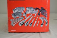 Craftsman Tool Set with Tool Box - 3