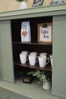 Coffee Bar Hutch - 4