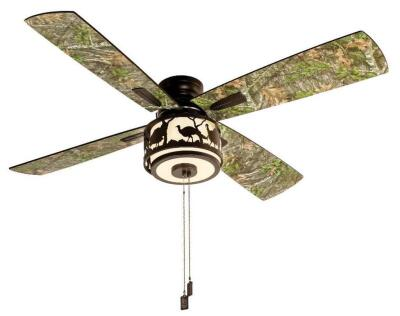 NWTF/Mossy Oak Ceiling Fan