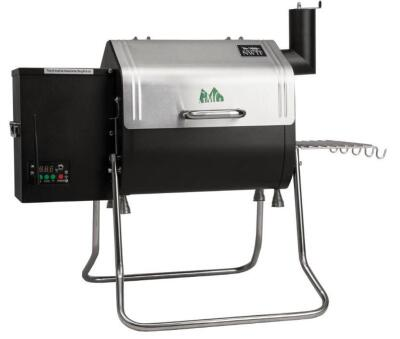 Intelligent Davy Crockett Pellet Grill
