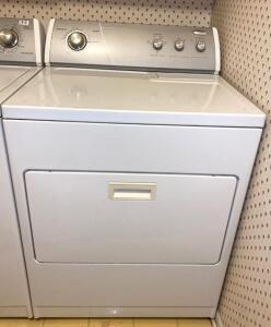 Whirlpool Imperial Series Electric Dryer