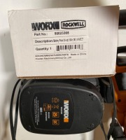 Worx 18Volt String Trimmer/Edger - 4