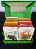 Scott's Broadcast Spreader and Garden Cards - 2