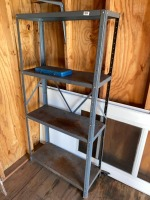 Metal shelving Unit and Socket Set