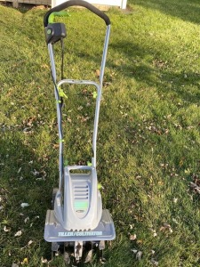 "Earth Wise 12"" Electric Cultivator"