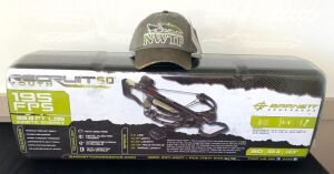 NWTF Drawing Hat For Barnet Youth Crossbow