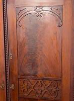 Large Antique Knock Down Wardrobe - 4