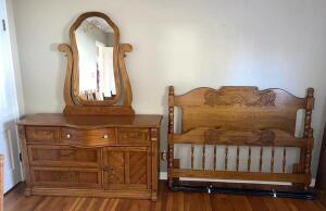 Keepsake Queen Size Bedroom Set
