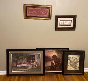Various Decorative Pictures