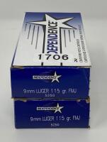9mm Luger Ammunition - 2