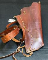 Pair of Leather Holsters - 3