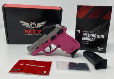 Valentine Special SCCY CPX-1-TT 9mm