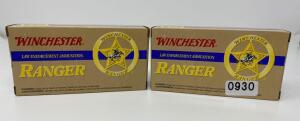 Winchester .45 Automatic Ranger. 100 Rounds