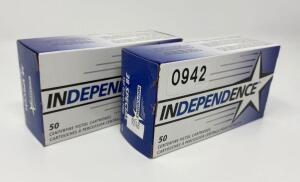 Independence .38 Special 100 Rounds