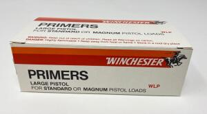 Winchester Large Pistol Primers new box of 1000