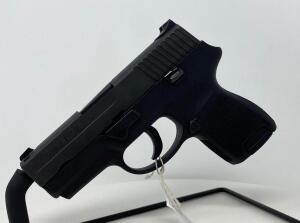 Sig Sauer Model P250 Semi Automatic .40 S&W Pistol