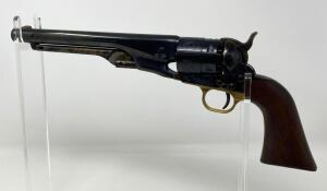 F. LLipietta 1860 Army Black Powder .44 Cal. Revolver