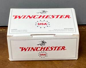 Winchester 9 mm Luger, 100 round value pack