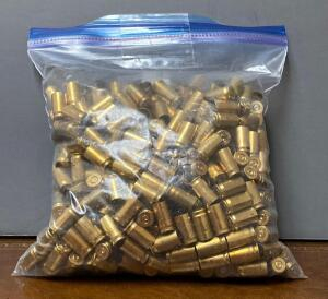 .380 Brass casings, quantity 500