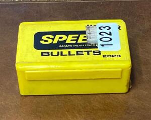 Speer .30 Cal .308 Spitzer 150 Grain Bullets