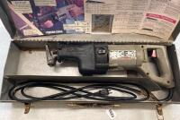 Porter Cable Recipricating Saw & Case - 3
