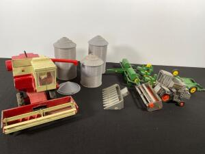 Die Cast Farm Toys