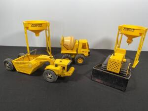 Tonka Construction Toys