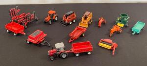 Toy Tractor Equipment