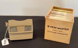 View Master with pictures