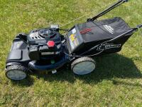 Craftsman 20 inch self propelled lawnmower with bagger - 2